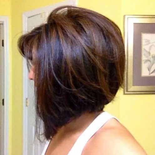 Magnificent 33 Fabulous Stacked Bob Hairstyles For Women Hairstyles Weekly Short Hairstyles Gunalazisus