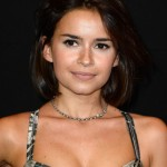 Miroslava Duma latest short hair style for women