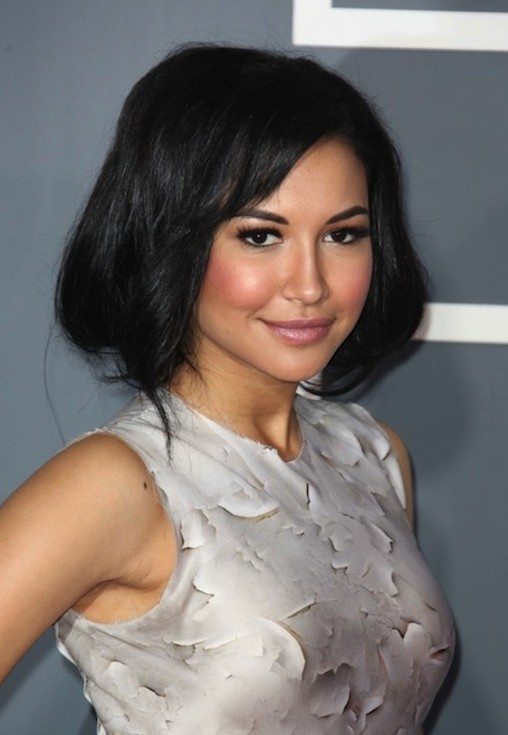 Naya Rivera Faux Bob haircut for women
