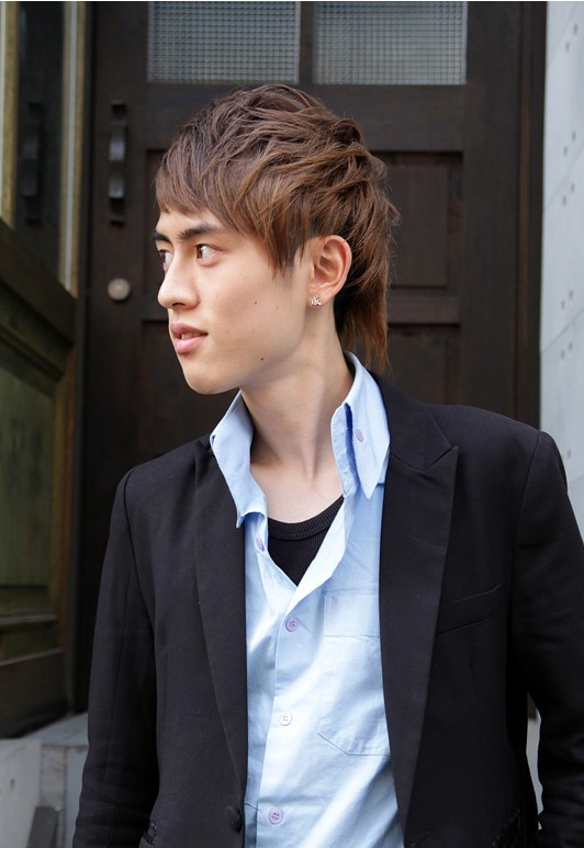 Popular Korean Hairstyles for Men