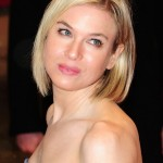 Renee Zellweger short straight bob haircut for women