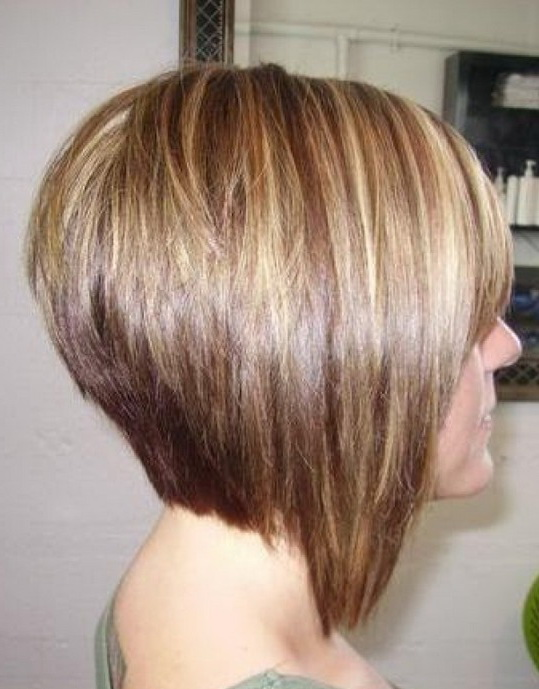 Astonishing 33 Fabulous Stacked Bob Hairstyles For Women Hairstyles Weekly Hairstyle Inspiration Daily Dogsangcom