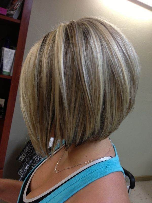 Excellent 33 Fabulous Stacked Bob Hairstyles For Women Hairstyles Weekly Hairstyle Inspiration Daily Dogsangcom