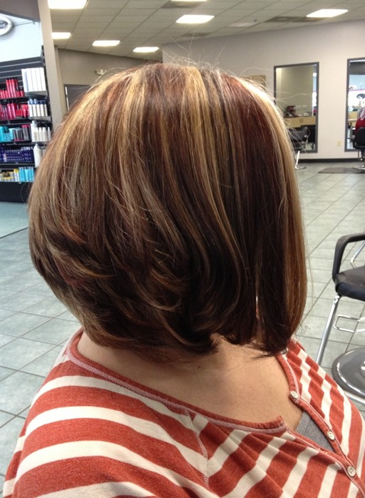 Excellent 33 Fabulous Stacked Bob Hairstyles For Women Hairstyles Weekly Short Hairstyles Gunalazisus