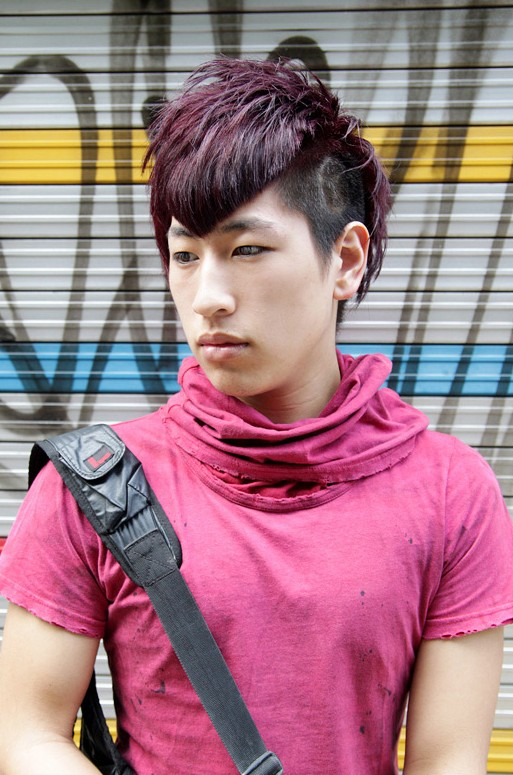 Korean IN Hairstyles for Men