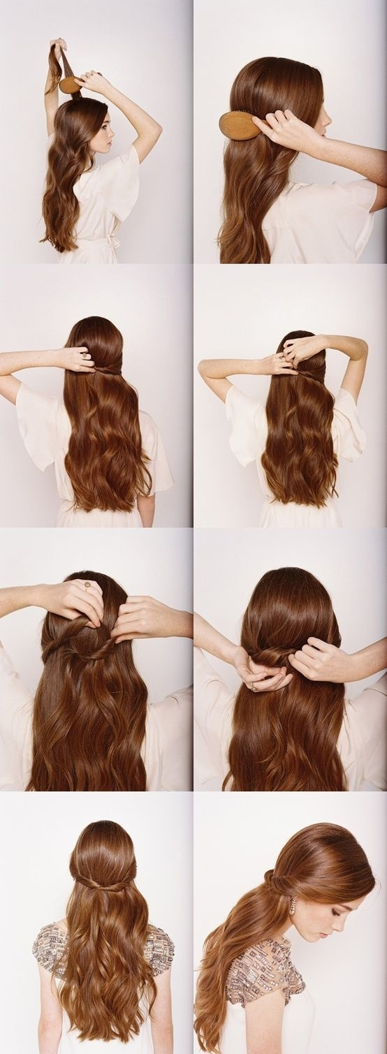 30 Easy 5 Minutes Hairstyles For Women Hairstyles Weekly