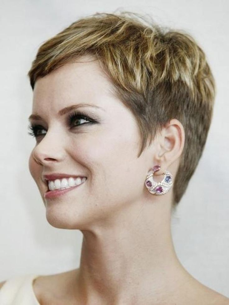 Classic Pixie Cut - Great for Mature Women Over 30 - Hairstyles Weekly