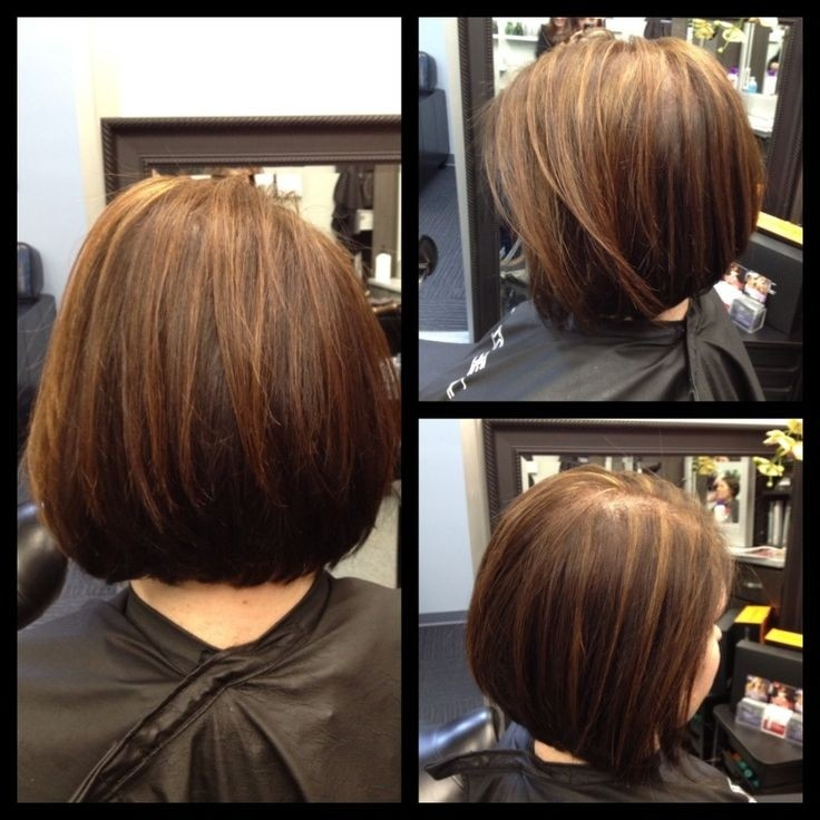 Classic Simple Short Bob Hairstyle For Any Ages