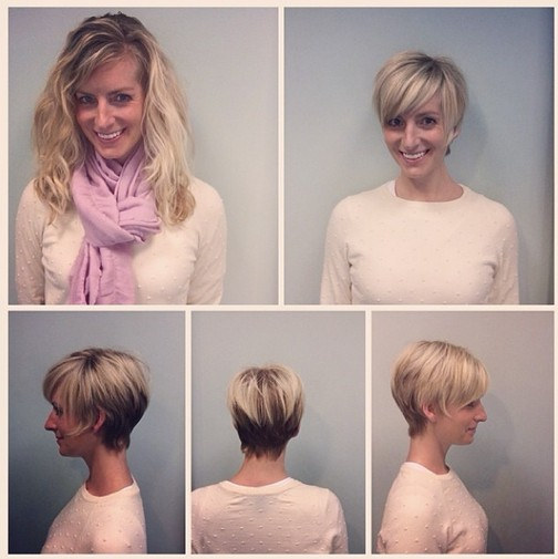 Hot moms daily hairstyle for short hair