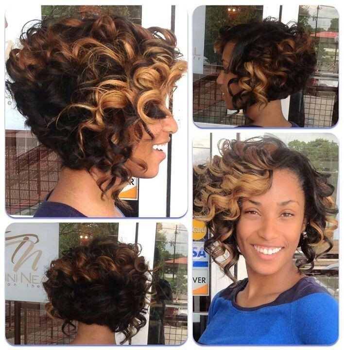 Stupendous African American Hairstyles Archives Hairstyles Weekly Short Hairstyles For Black Women Fulllsitofus