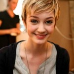 Short back to school haircut - the pixie cut
