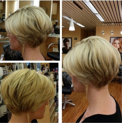 Simple Quick Short Hairstyle for Busy Mom - Hairstyles Weekly