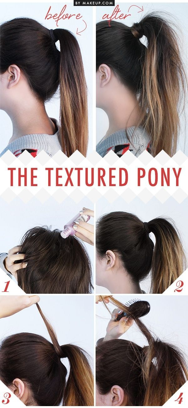 25 Awesome Ponytails for Summer - Hairstyles Weekly