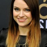 Amy MacDonald's Ombre Hair