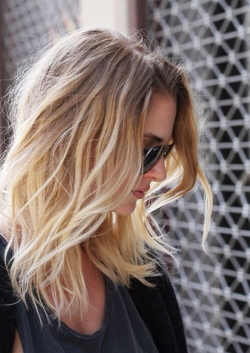 Quirky Hairstyles For Medium Length Hair : Subtle styles for medium length hair hairstyles weekly