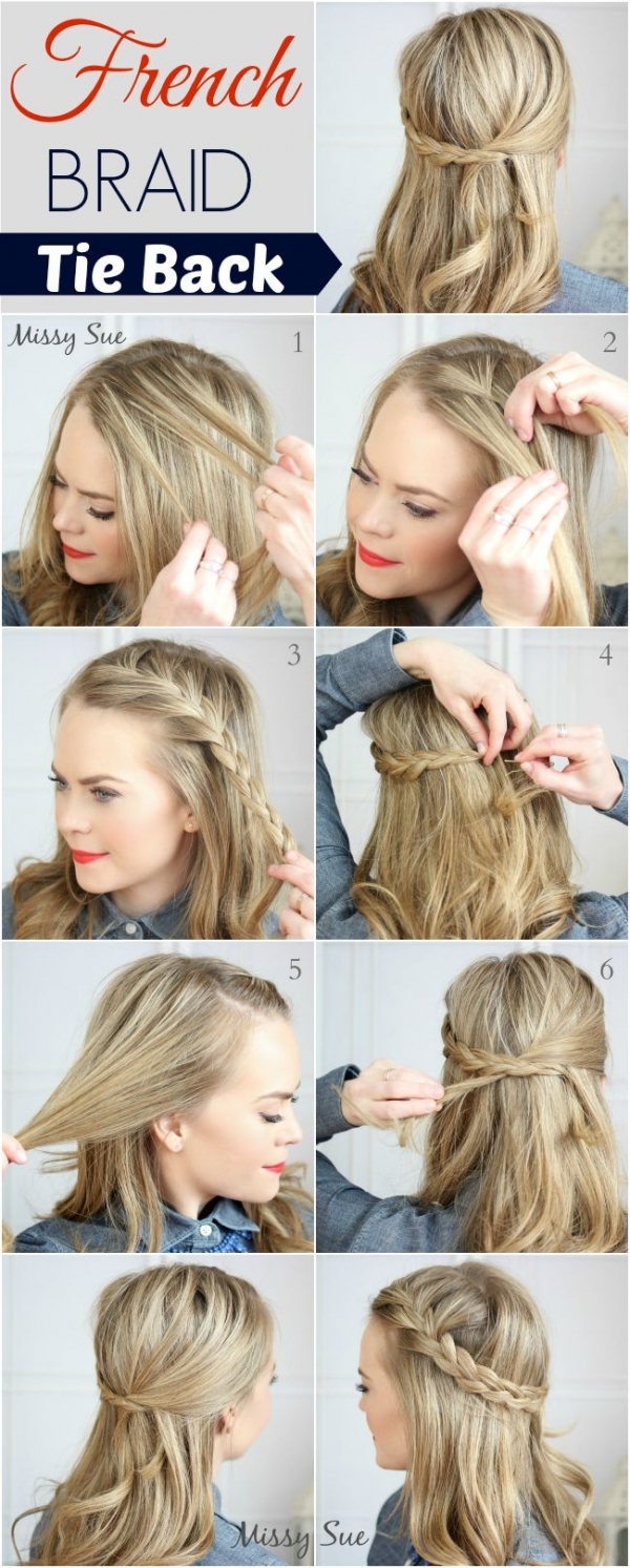 Fabulous Half Up Down Hairstyles
