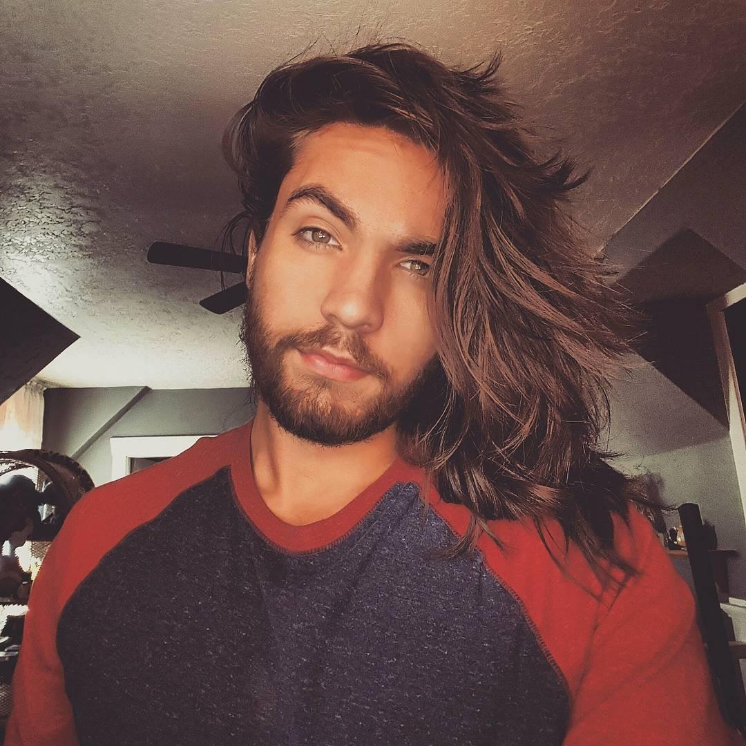 Cool Long Hairstyles Men Weekly