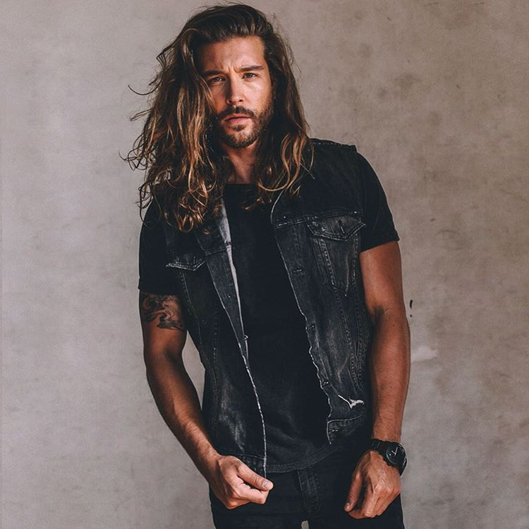 16 cool long hairstyles for men hairstyles weekly