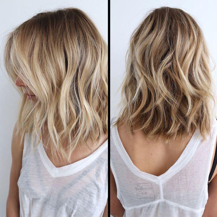 Bob hair color ideas 2016