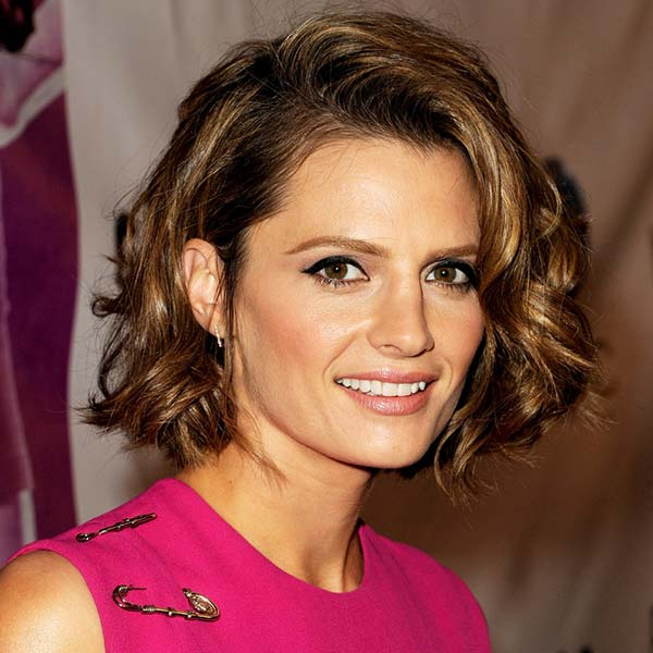 Celebrity Short Curly Bob Haircut Hairstyles Weekly