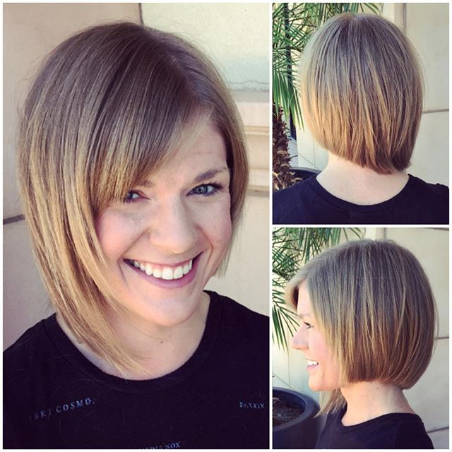 20 Cute Asymmetrical Bob Hair Styles You Will Love! - Hairstyles Weekly
