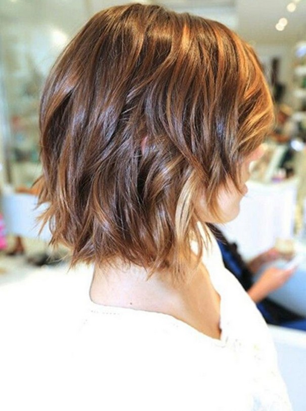 20 Wavy Bob Hairstyles For Short Amp Medium Length Hair