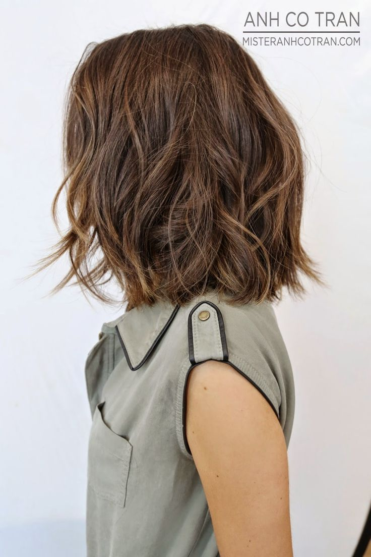 Layered Bob Hairstyle For Thick Hair Hairstyles Weekly