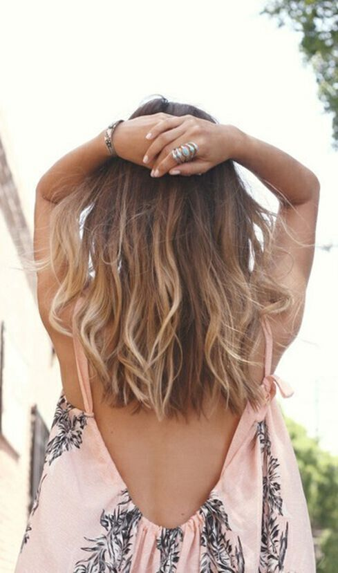 Terrific Medium Length Boho Chic Hair Style For Thick Hair Hairstyles Weekly Natural Hairstyles Runnerswayorg
