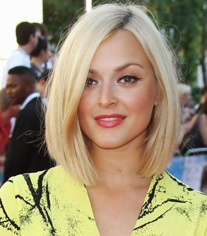 Most popular celebrity short bob hairstyle