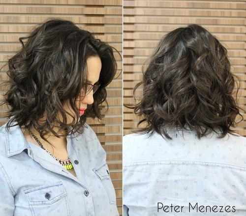 20+ Wavy Bob Hairstyles for Short & Medium Length Hair - Hairstyles Weekly