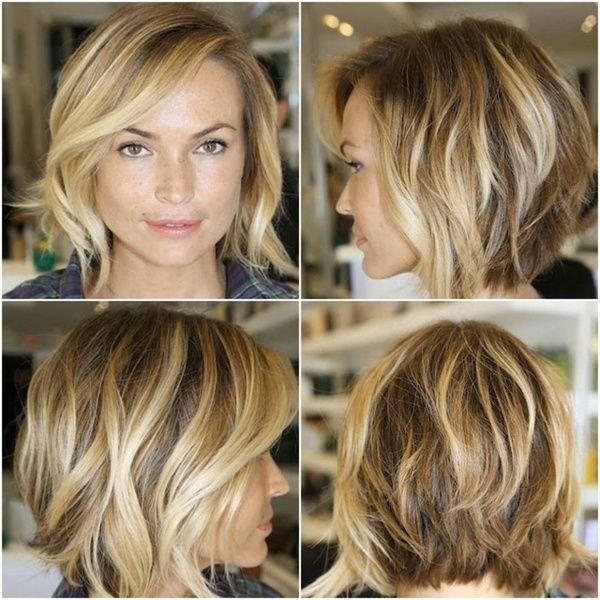 10 Popular Bob Hairstyle For Thin Hair Hairstyles Weekly