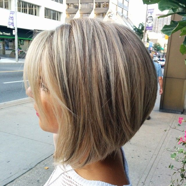22 Fabulous Bob Haircuts & Hairstyles for Thick Hair - Hairstyles Weekly