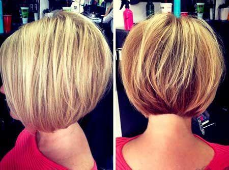 Brilliant 21 Hottest Stacked Bob Hairstyles Hairstyles Weekly Short Hairstyles Gunalazisus