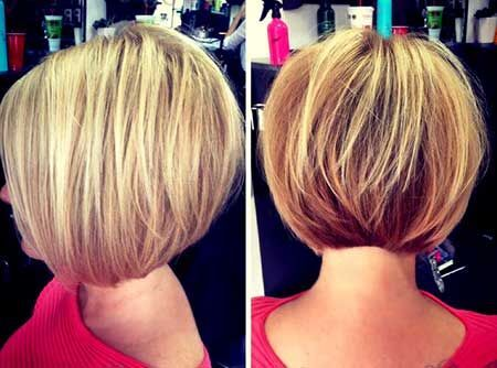 Superb 21 Hottest Stacked Bob Hairstyles Hairstyles Weekly Hairstyles For Women Draintrainus