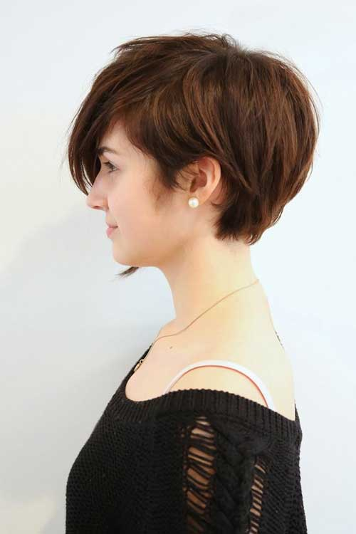 b31509954b33e 40 Hottest Short Hairstyles, Short Haircuts 2019 – Bobs, Pixie, Cool Colors