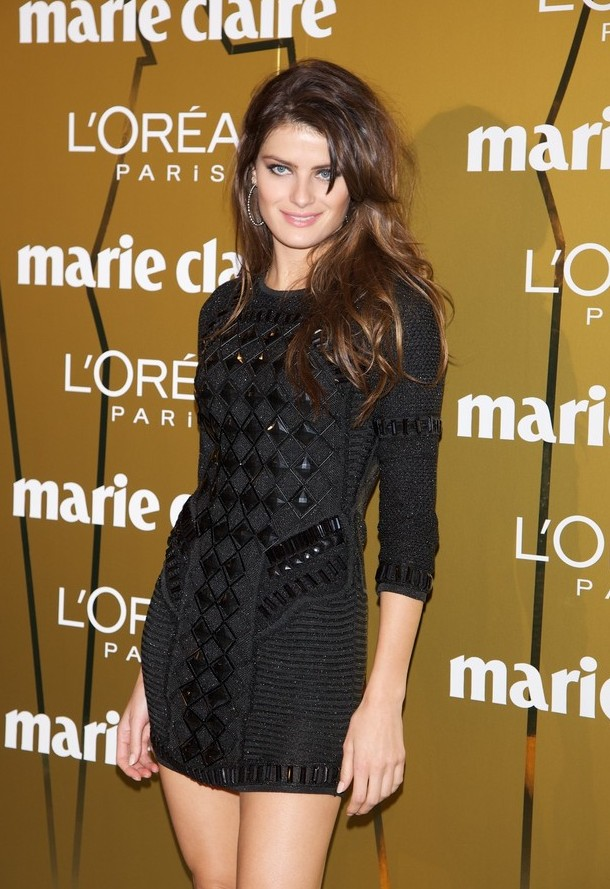 Celebrity long hair ideas for winter