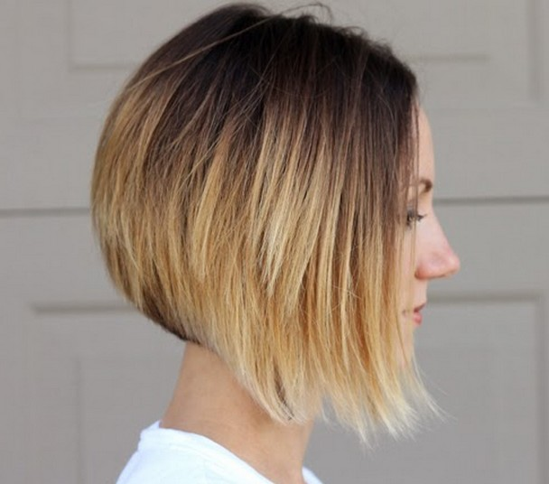 26 Trendy Ombre Bob Hairstyles , Latest Ombre Hair Color