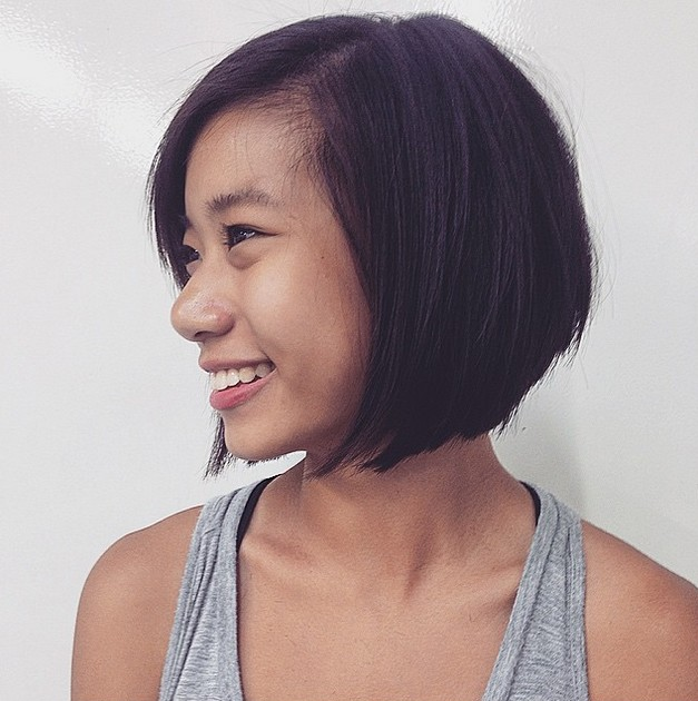 Astounding 20 Most Flattering Bob Hairstyles For Round Faces 2016 Hairstyles For Women Draintrainus