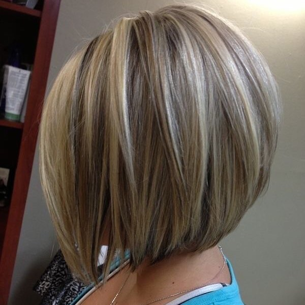 Groovy 21 Hottest Stacked Bob Hairstyles Hairstyles Weekly Hairstyles For Women Draintrainus