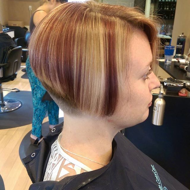 Fantastic 21 Hottest Stacked Bob Hairstyles Hairstyles Weekly Hairstyle Inspiration Daily Dogsangcom