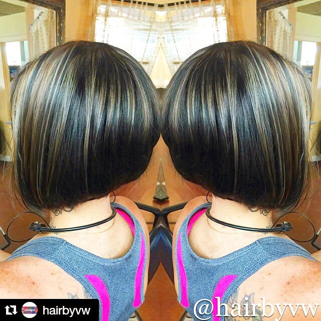 Tremendous 21 Hottest Stacked Bob Hairstyles Hairstyles Weekly Hairstyle Inspiration Daily Dogsangcom