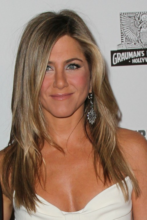 Jennifer Aniston Hairstyles Long Layered Haircut For Women Over 40