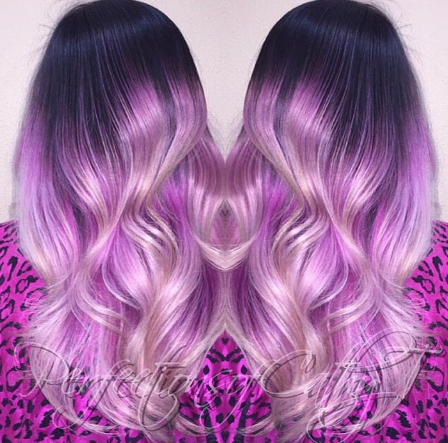Cool 20 Gorgeous Pastel Purple Hairstyles For Short Long And Mid Short Hairstyles Gunalazisus