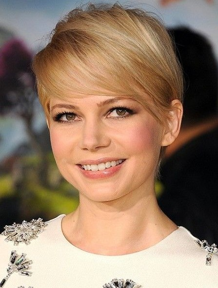 Pixie cut for Fine Hair