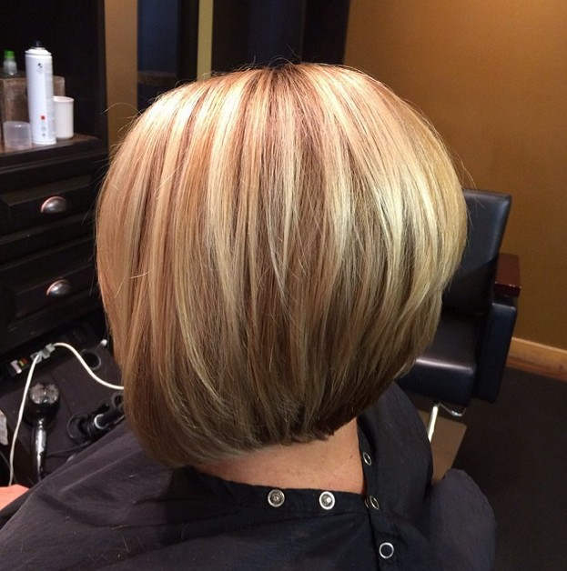 Peachy 21 Hottest Stacked Bob Hairstyles Hairstyles Weekly Short Hairstyles Gunalazisus
