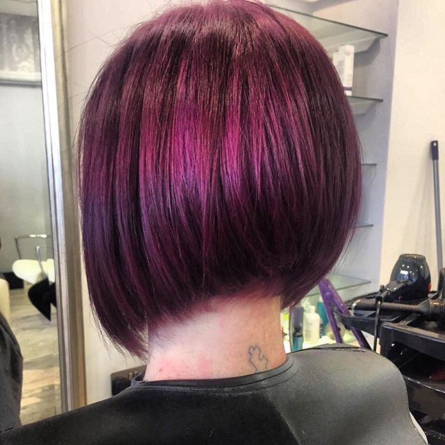 Superb 22 Hottest Graduated Bob Hairstyles Right Now Hairstyles Weekly Hairstyle Inspiration Daily Dogsangcom