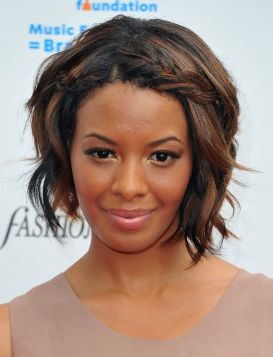 Awe Inspiring 25 Cool Stylish Bob Hairstyles For Black Women Hairstyles Weekly Short Hairstyles Gunalazisus