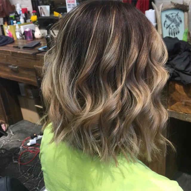 Hairstyles With Highlights : ... Bob Hairstyles With Highlights Texture Free Printable Hairstyles