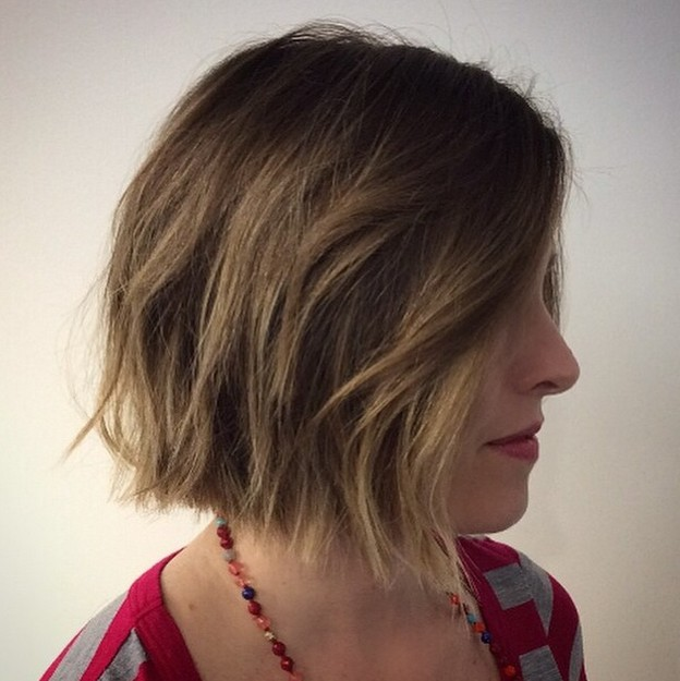 21 Adorable Choppy Bob Hairstyles For Women 2016