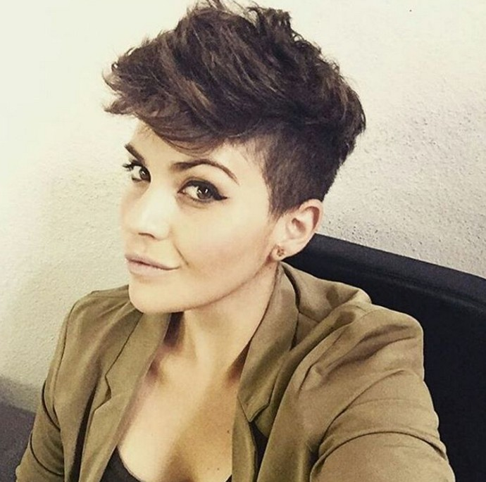Cool Short Spiked Pixie Cut For Women Hairstyles Weekly